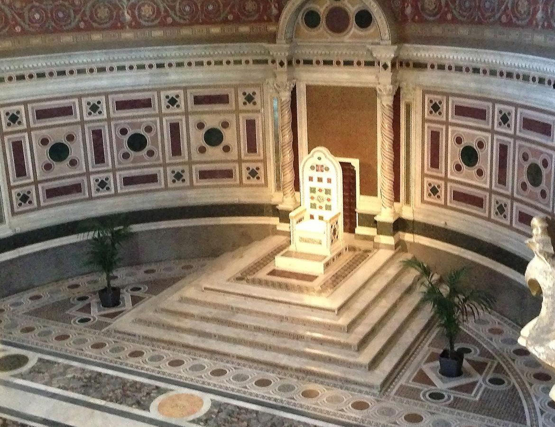 Rifacimento completo impianto audio – Basilica di San Giovanni in Laterano