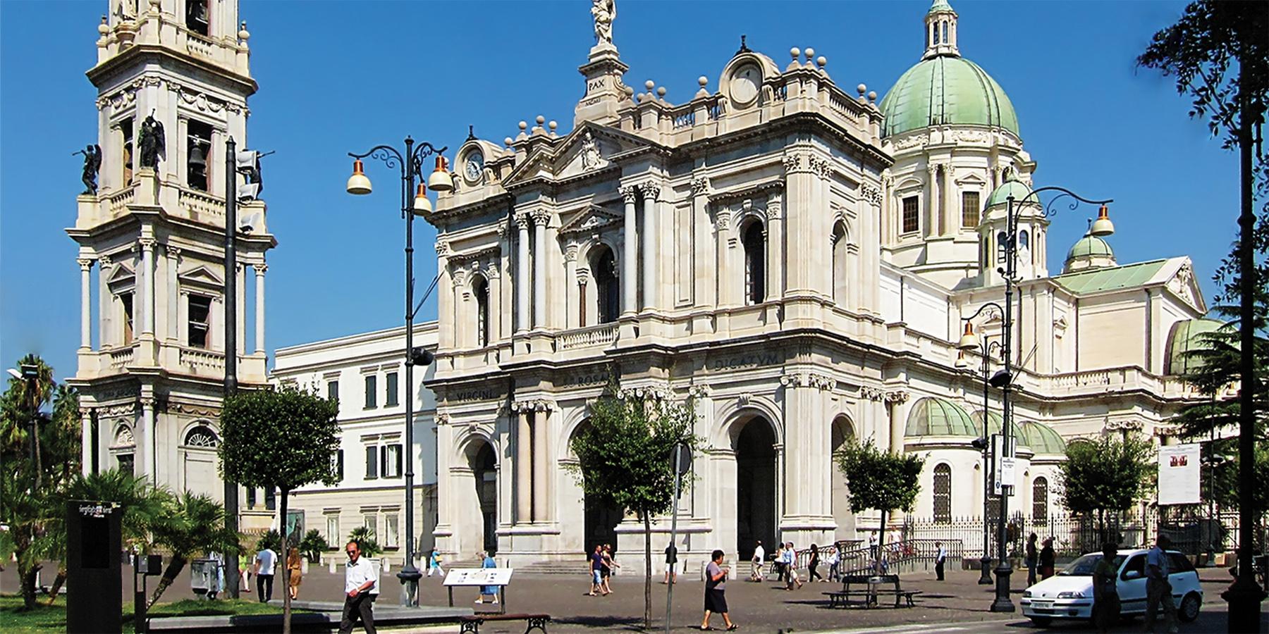 Il nostro progetto audio scelto fra sette concorrenti – Santuario della Beata Vergine del Rosario di Pompei