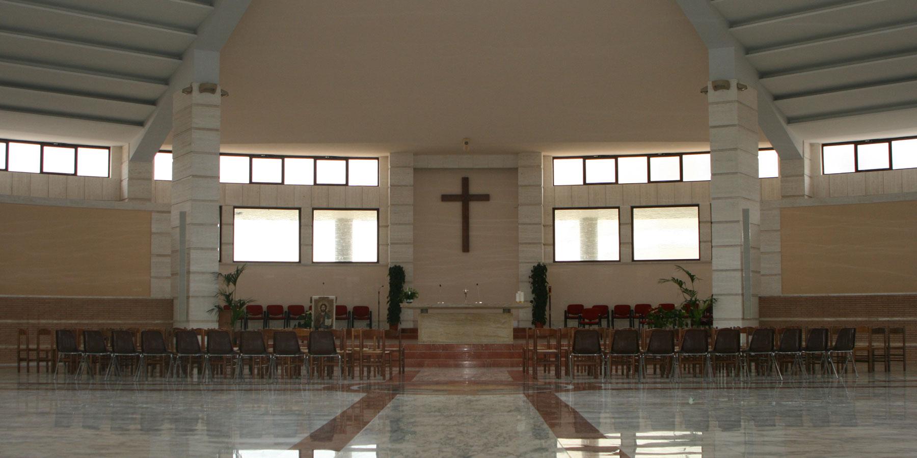 Impianti audio, video, luci – Fraterna Domus e annesso Auditorium
