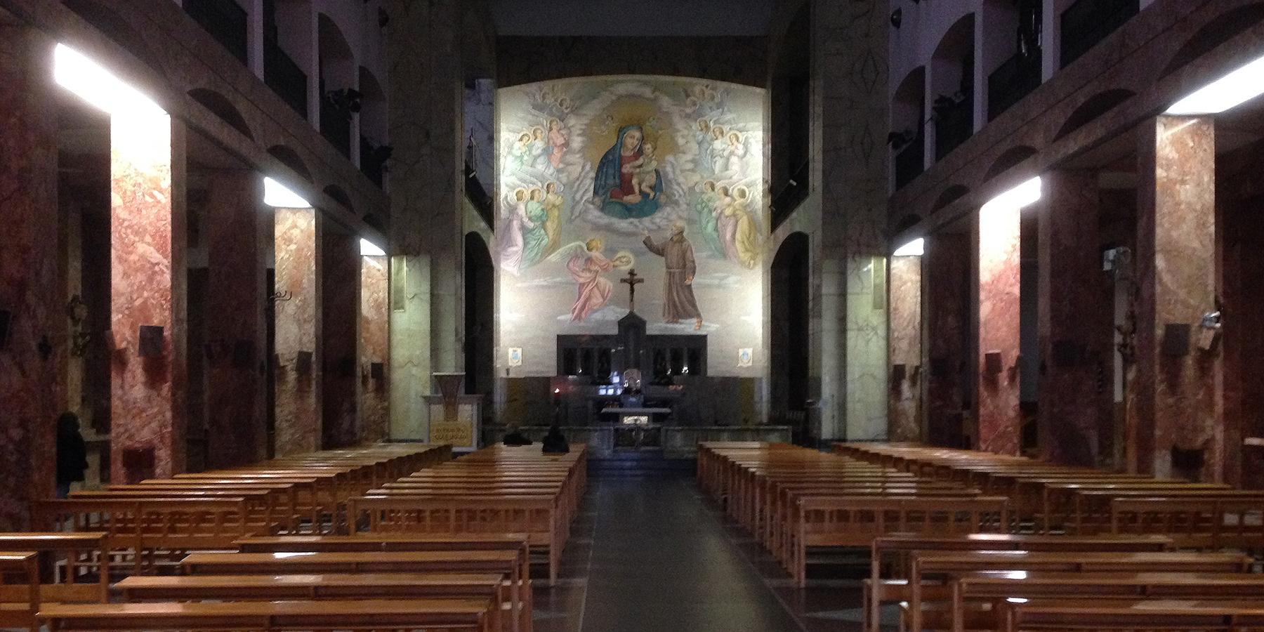Diffusori Ivox – Madonna delle Grazie a San Giovanni Rotondo