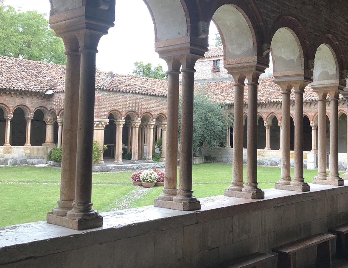 Sostituzione completa impianto audio – Basilica di San Zeno